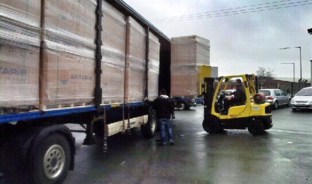 Image of Our latest delivery from Antaris Solar in Germany