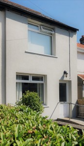 Image of This terrace house is better looking and cosier than its neighbours!