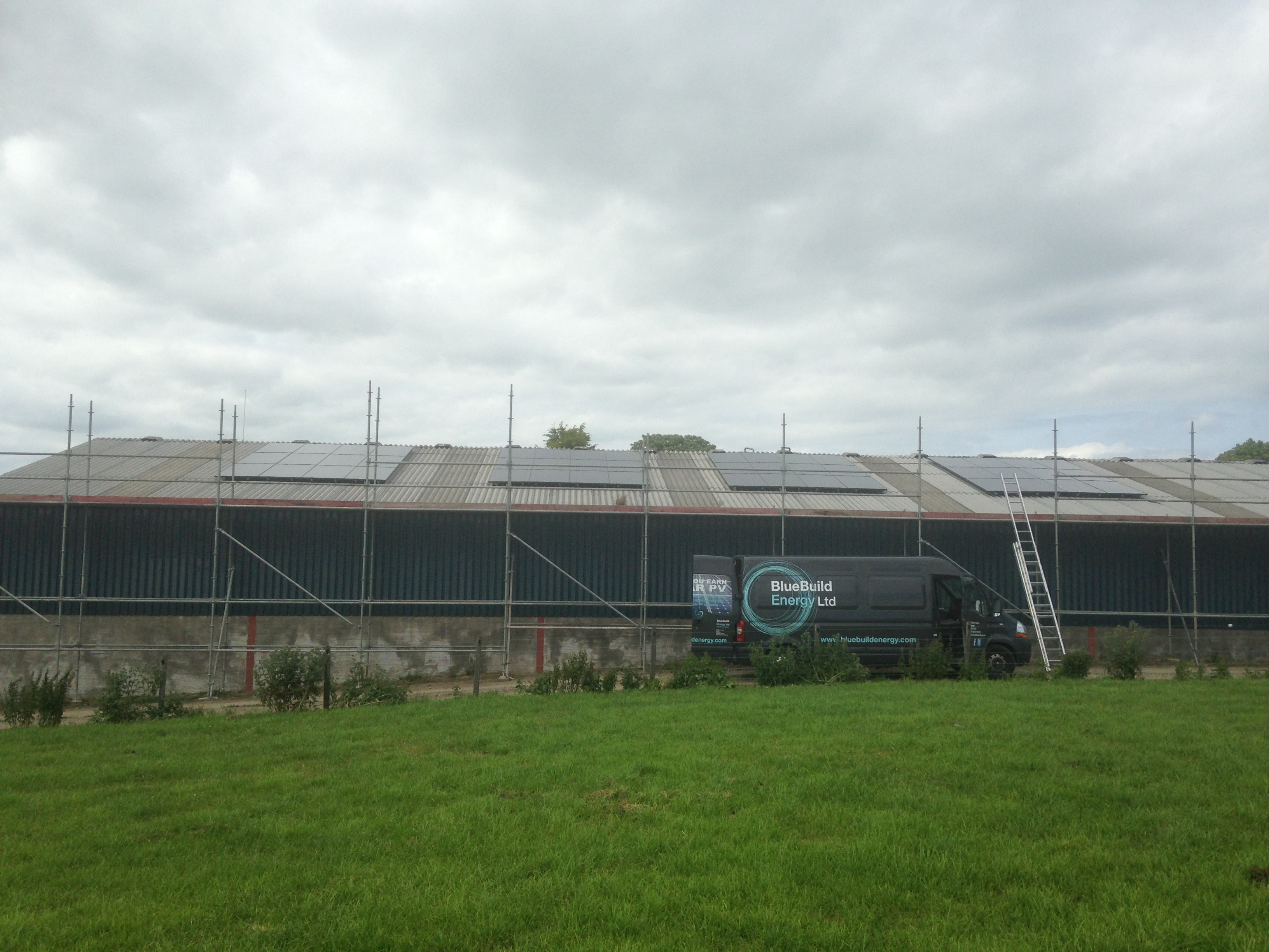 Image of 48 Panel 12kW PV Solar Install