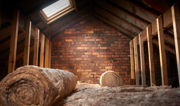Image of Loft Insulation ready to fit