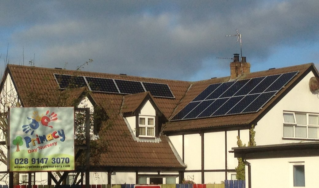 Image of PV Solar Array 4kW