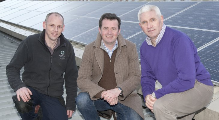 Northern Ireland Commerical Solar PV