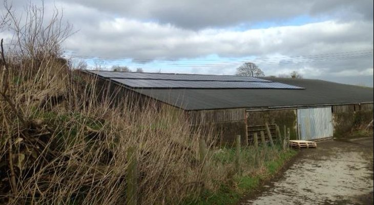 Solar Pv Panels For Farms Amp Agriculture Bluebuild Energy