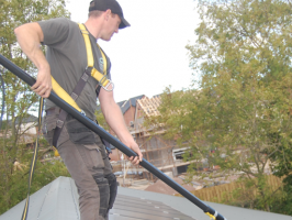 Why have Solar Panel Cleaning from BlueBuild Energy Ltd?
