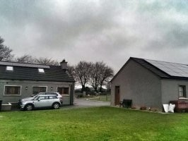 Check out this recent 5Kw PV Solar installation in Ballymena.
