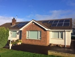 BlueBuild Energy's 4KW PV Solar Competition on Facebook