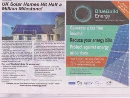 BlueBuild Energy in the Local Press