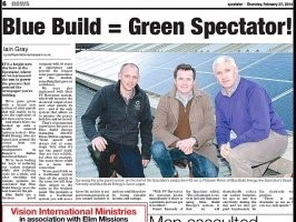 BlueBuild Energy Making Headlines